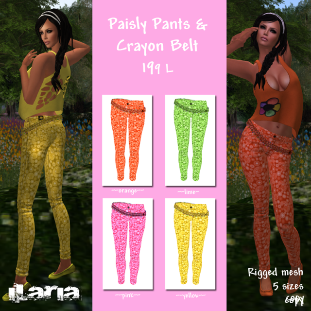 paisly-pants